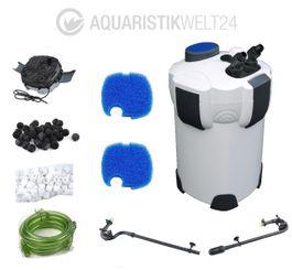 Aquarium Außenfilter HW-303A Filter 1400 L/h 700l  Bild 2