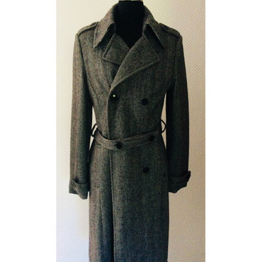 Girlie - Coat - Ben Sherman - grey/ white