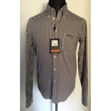Long Sleeve Shirt - Ben Sherman - brown
