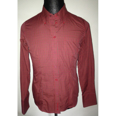 Long Sleeve Shirt - Ben Sherman - red