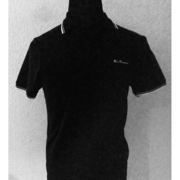 Poloshirt - Ben Sherman - black