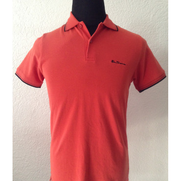 Poloshirt - Ben Sherman - orange