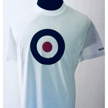 T-Shirt - Ben Sherman - Target - white