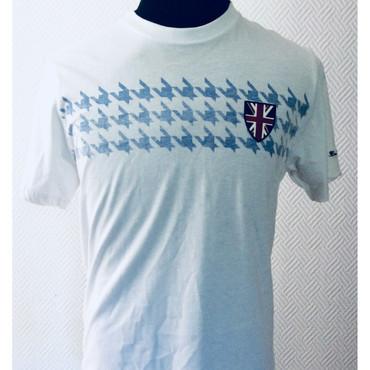 T-Shirt - Ben Sherman - UK - white