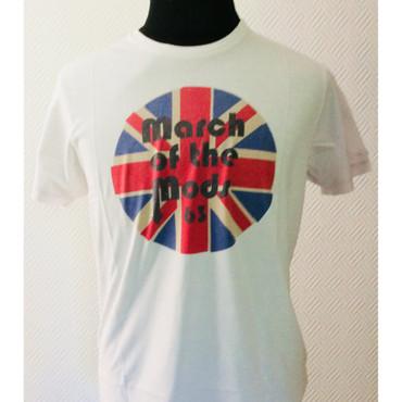 T-Shirt - Ben Sherman - Mod - white