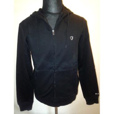 Hoodie Jacket - Ben Sherman - black