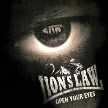 """LION'S LAW - """"Open Your Eyes"""" - 10"""" inch"""