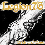 "Legion 76 - ""Brick and Bone"" - 7"" EP+Download- Re-press 001"