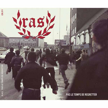 RAS - Pas Le Temps De Regretter - CD