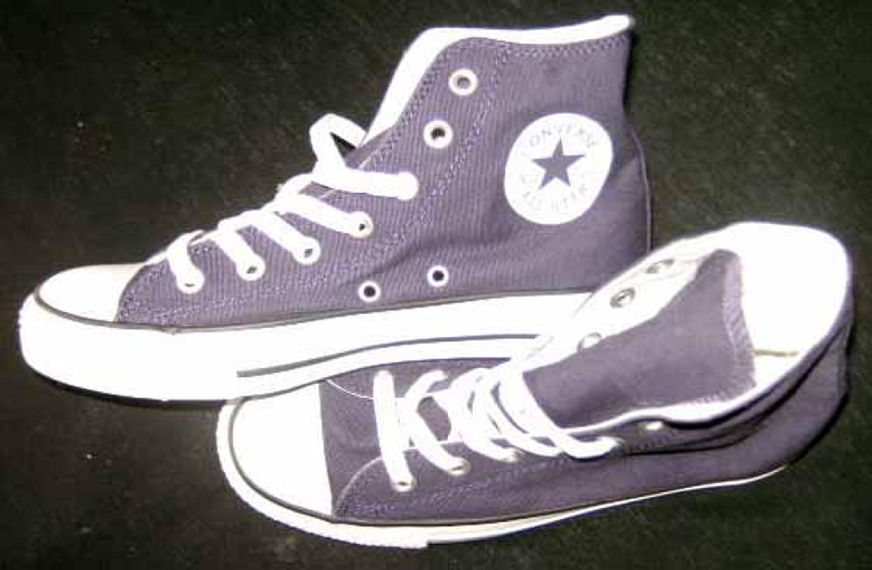 d156c7fb31bd Converse Chuck High- 117384- gothic grape Kleidung Schuhe
