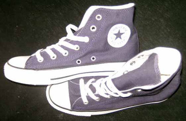 Converse Chuck High- 117384- gothic grape