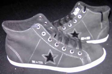 Converse- Chucks- 117126- schönes schwarz