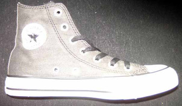 Converse Chucks Schuhe All Star Hi Canvas Vintage 117363 black.
