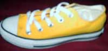 Converse Chuck- niedrig 102998 buttercup