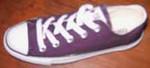 Converse Chuck- niedrig- 100122- plum 001