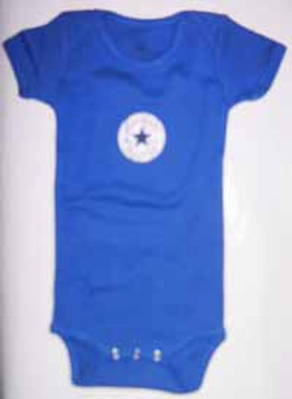 Converse Baby Body- blau