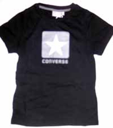 Converse Kinder T-Shirt- 4110530- black