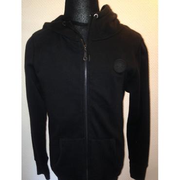 Hoodie Jacket - Converse - black