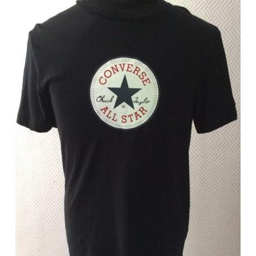 converse logo t shirt