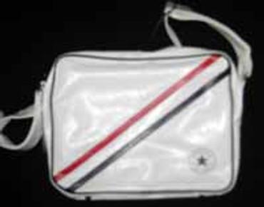 Converse Tasche- Stripe Shoulder-white- 9112759