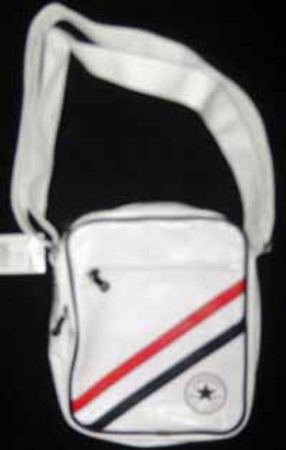 Converse Tasche- Stripe Shoulder-white- 9112659