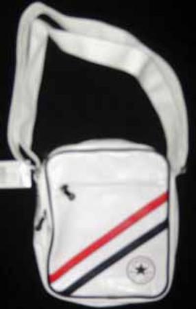Converse Tasche- Stripe Shoulder-white- 9112659