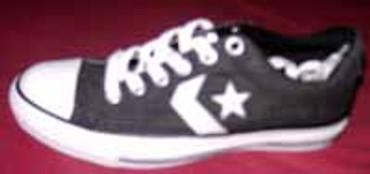 Converse Star Player EV OX Denim (Black Grey)