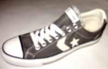 Converse Turnschuhe 113820 Star Grau Chucks