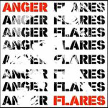 Anger Flares ‎– Anger Flares- Single