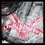"""COCK SPARRER: \""""Runnin\' Riot USA\""""""""- LP"""" 001"""