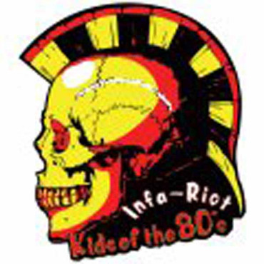 Infa Riot - Kids of the 80's - Pic LP