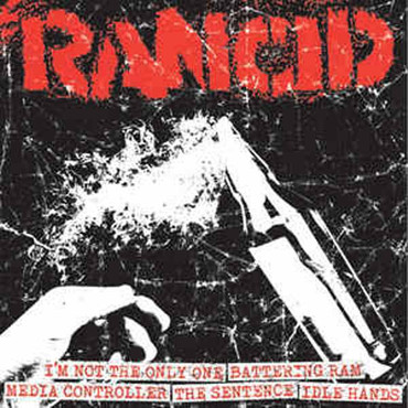 Rancid ‎– I'm Not The Only One- Single