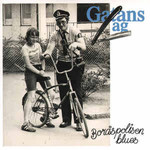 Gatans Lag ‎– Boråspolisen Blues- Single