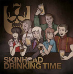 7er Jungs- Skinhead Drinking Time- Single 001