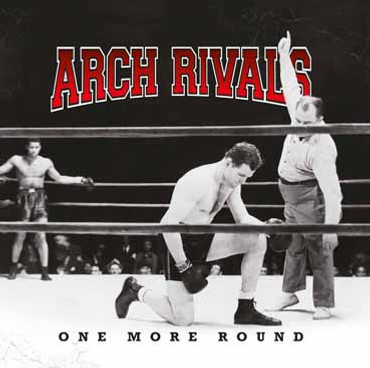 Arch Rivals- one more round- CD