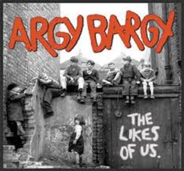 Argy Bargy- The likes of us- LP- limited- silver