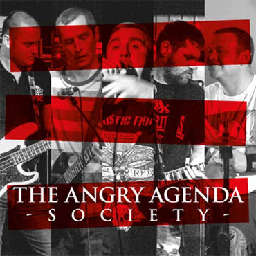 Angry Agenda (the) - Society - LP
