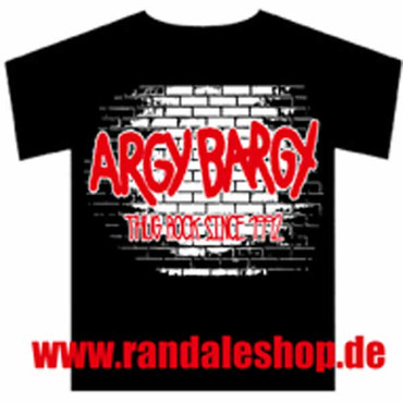 Band T- Shirt- Argy Bargy- Mauer