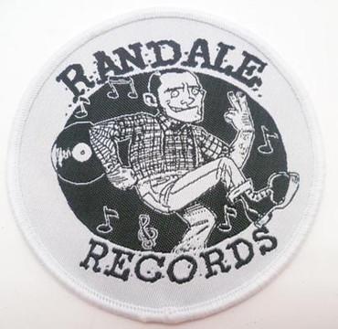 Randale Records Aufnäher/Patch