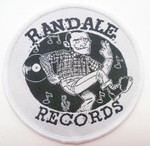Randale Records Aufnäher/Patch