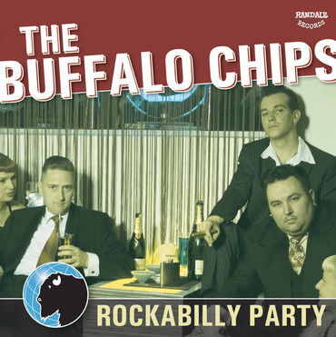 Buffalo Chips- Rockabilly Party- CD