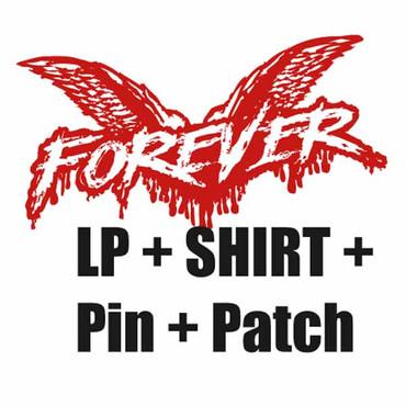 Cock Sparrer Bundle- Forever- LP