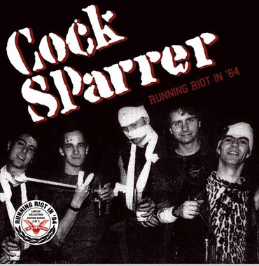 Cock Sparrer- Running Riot in 84- Series 2
