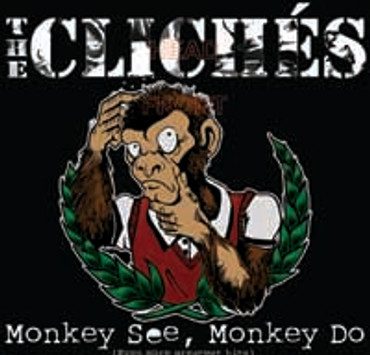 Cliches (the) - Monkey See Monkey - CD digipack
