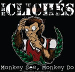 Cliches (the) - Monkey See Monkey - CD digipack 001