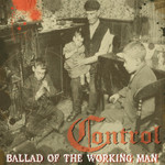 Control- Ballad of a working man- LP