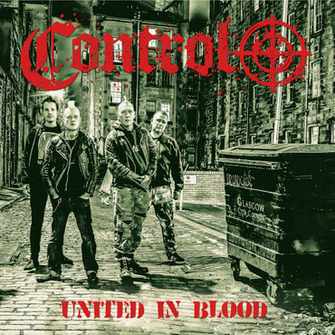 Control- United in Blood- LP- schwarz