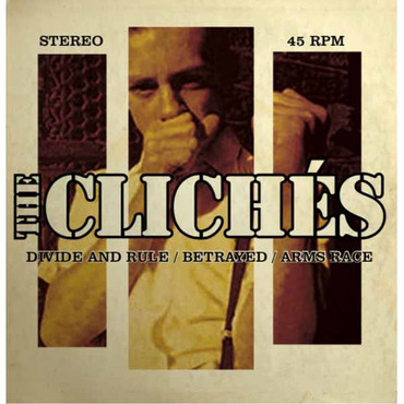 Cliches (the) - Divide and Rule - Single - limitiert