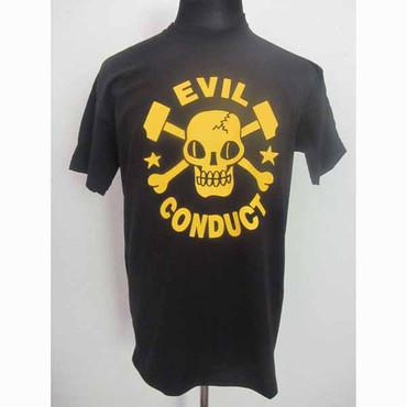 T-Shirt - Evil Conduct - Skull - black