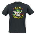 T-Shirt - Evil Conduct - Bulldogg - black